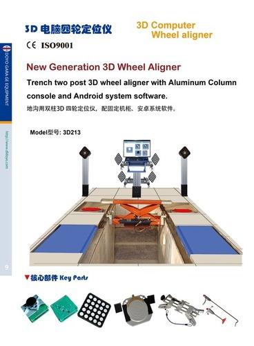 New Genersation 3D Wheeler