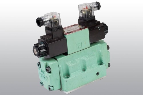 DSHG-06-3C60-D24-N1-51 SOLONOID OPERATED DIRECTIONAL CONTROL VALVE