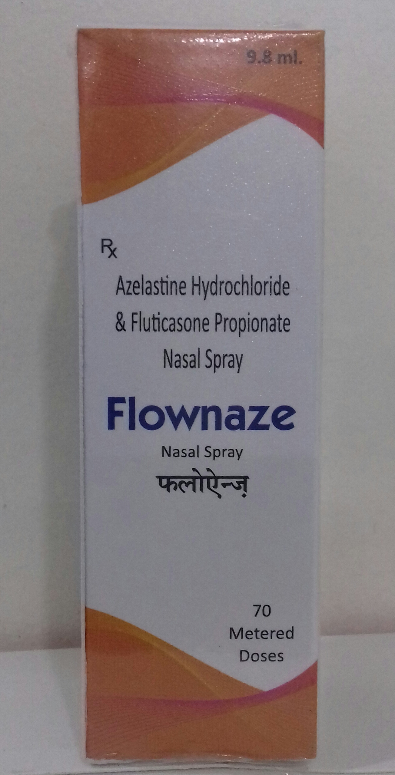 Fluticasone Azelastine Nasal Spray