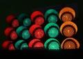 LED Road Traffic Signal Light
