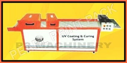 UV Coating and Curing System