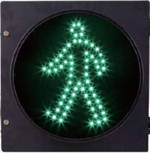 Pedestrian Traffic Signals