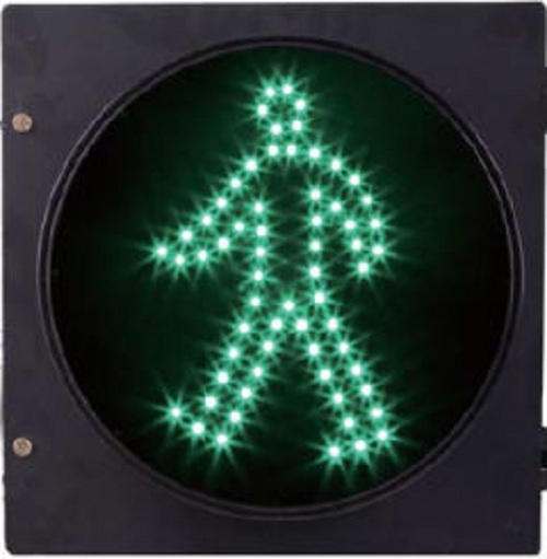 Pedestrian Traffic Signals