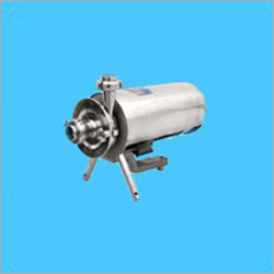 Stainless Steel Dairy Pumps
