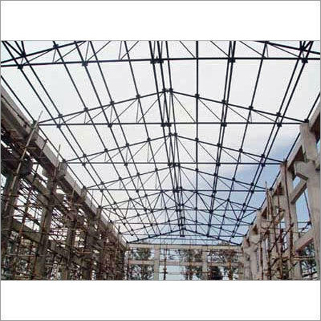 Industrial Metal Structure