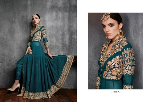 Georgette Heavy Salwar Suit