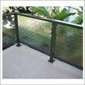 Baluster Glass Railing