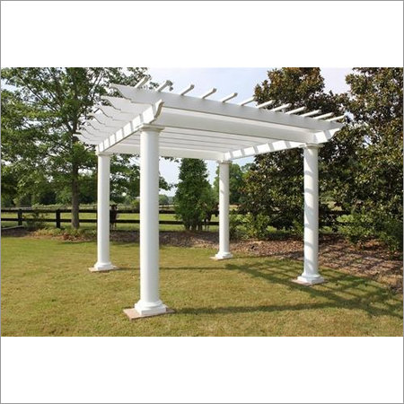 Stainless Steel Pergola