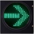 Green Arrow Traffic Signal