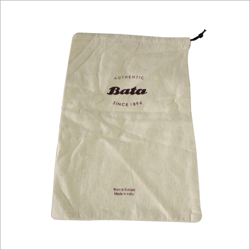 Bata Shoe Cloth Bag