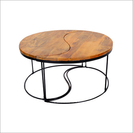 Round  CoffeeTable