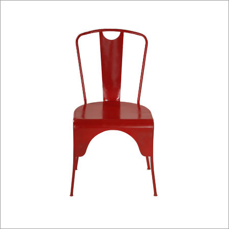 Iron Cello Chair