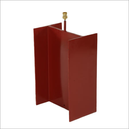 Red Hot Iron  Lamp