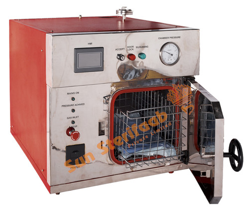 Hospital Ethylene Oxide Sterilizer