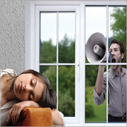 Acoustic Insulation Glass