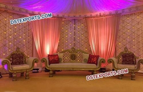 Wedding Designer Sofa Set