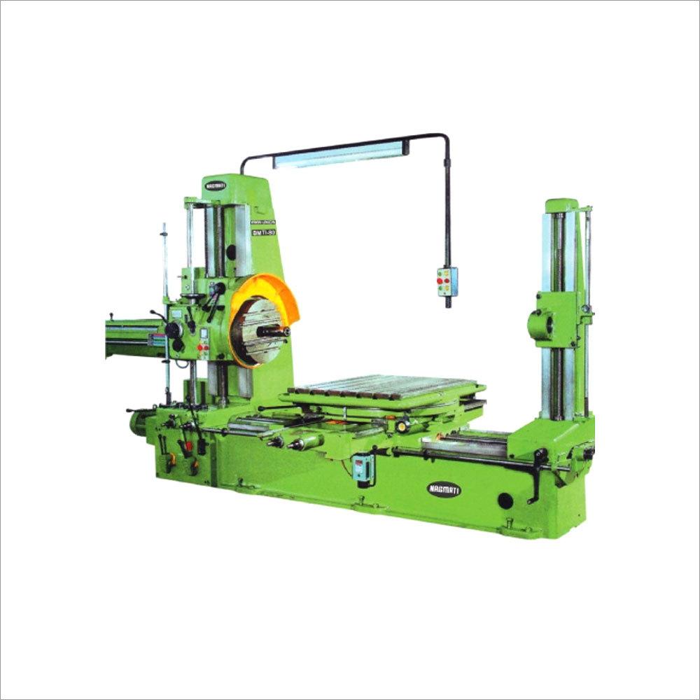 CNC - Conventional Horinzontal Boring Milling Machine