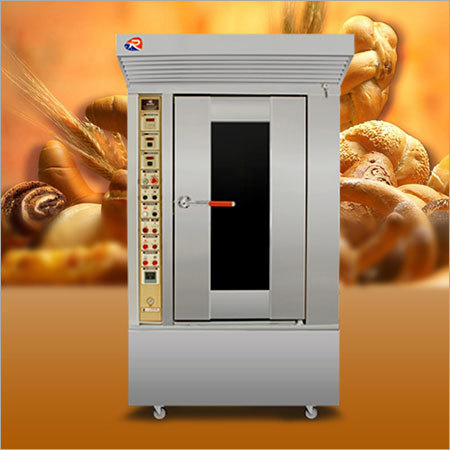 Industrial Rotary Rack Ovens