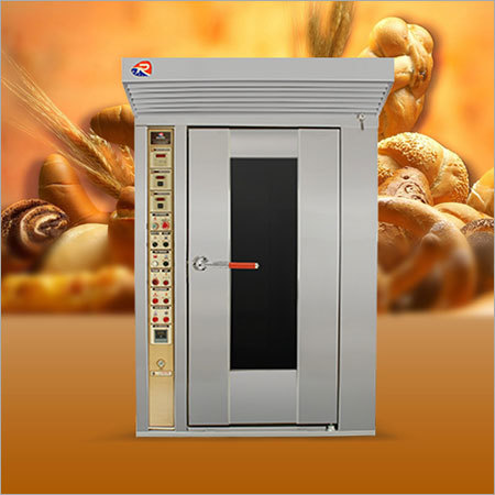 Commercial Rotary Rack Ovens