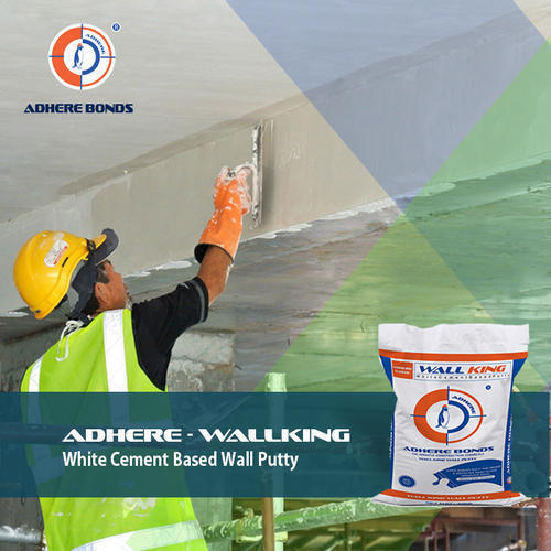 Wall Putty Cement Based