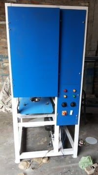 FULLY AUTOMATIC PAPER PLATE  MACHINE SINGLE DIE