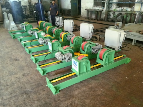 LEAD SCREW TYPE WELDING ROTATOR