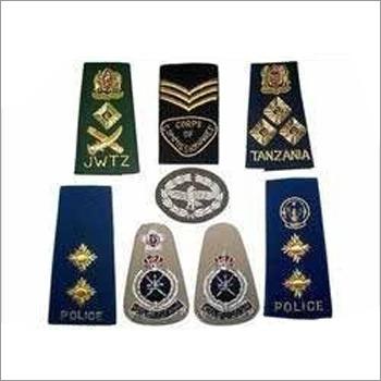 Badges & Shoulder