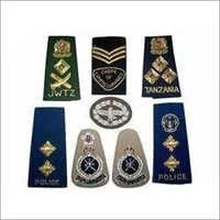 Badges & Shoulder
