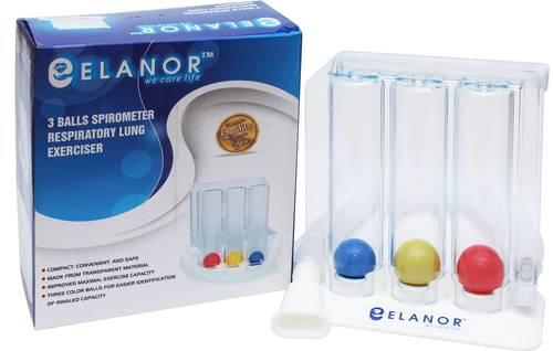 3-Balls Spirometer