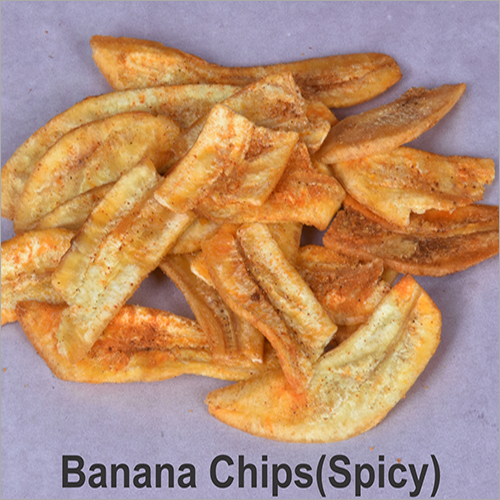 Spicy Banana Chips