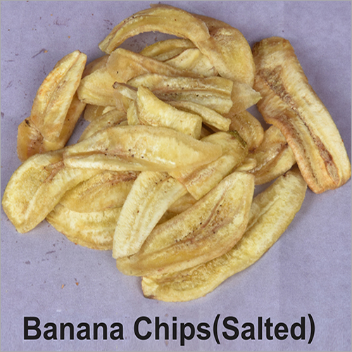Salted Banana Chips
