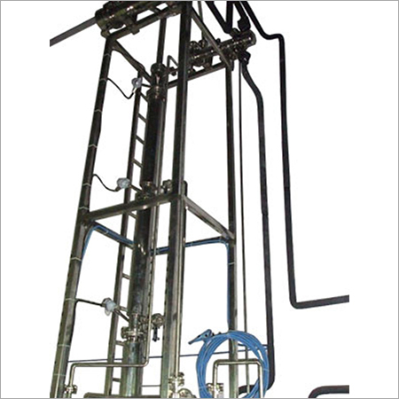 Fractional Distillation Plant