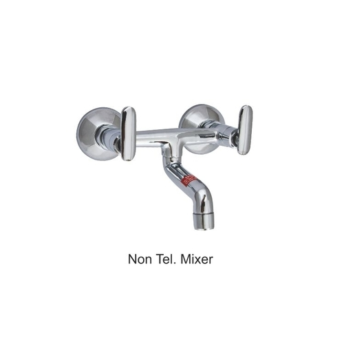 Chrome Plated Non Tel Mixer