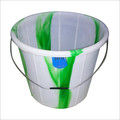 Plastic Bucket for Bathroom