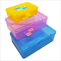Plastic Lock Box