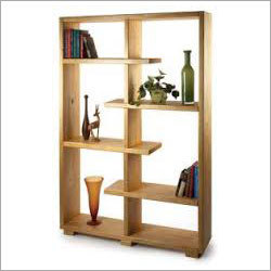 Mango Wood Book Shelf