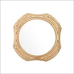 Solid Wood Designer Mirror Frame