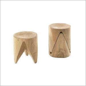 Solid Wood Stylish Coffee Table
