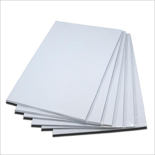 White Paper Duplex Board
