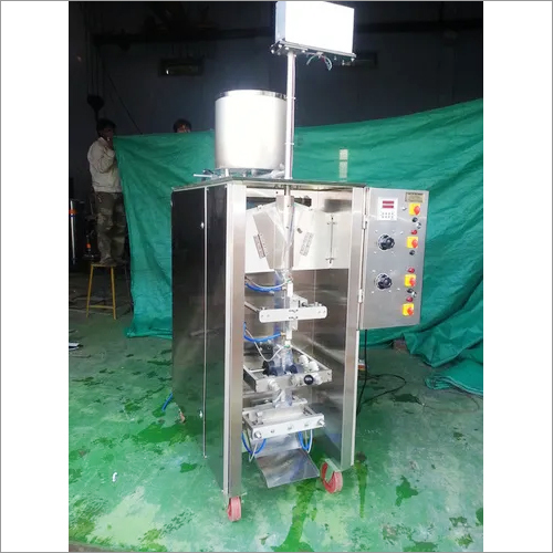 Automatic Mineral Water Pouch Packing Machine - Automatic