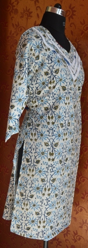 Block Printed Kurtis/Tunic