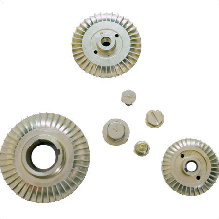 Brass Impeller Parts