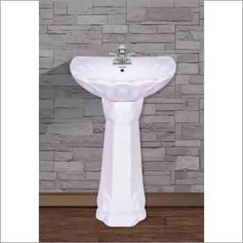 Round Pedestal Wash Basin