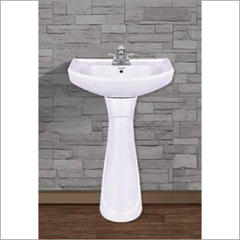 Classic Set Pedestal Wash Basin