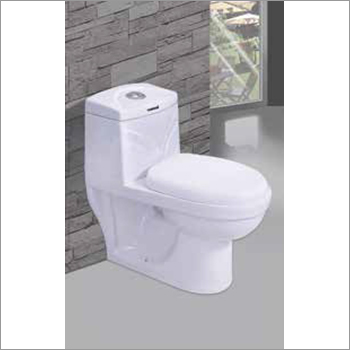 One Piece Round Water Closet