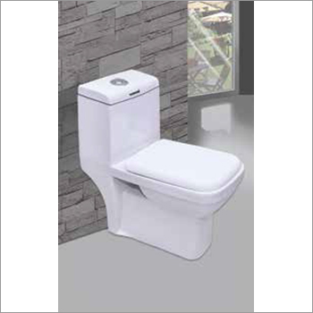 Square One Piece Water Closet
