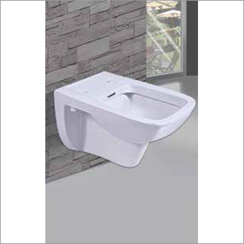 Wall Hung Square Water Closet