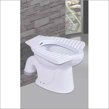 Anglo Indian S Type Water Closet