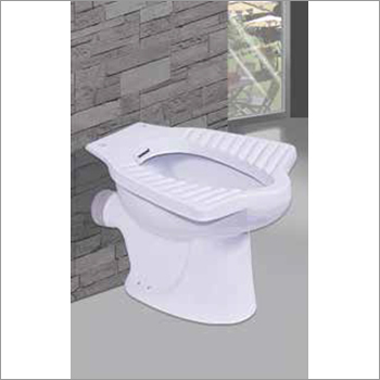 Anglo Indian P Type Water Closet