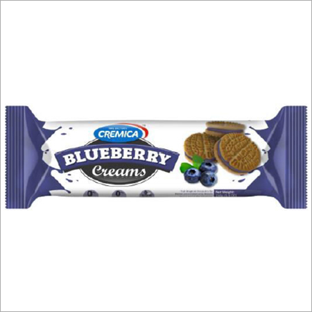 Premium Cream Blueberry Biscuits